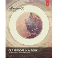 Pearson/Macmillan Books ADOBE INDESIGN CC CLASSRO