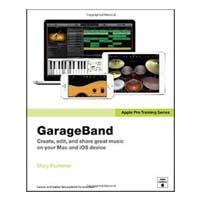 Pearson/Macmillan Books Apple Pro Training Series: GarageBand