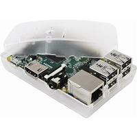 MCM Electronics Raspberry Pi Model B+ Board with Case