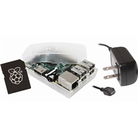 MCM Electronics Raspberry Pi Model B+ Starter Kit