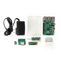 MCM Electronics Raspberry Pi Model B+ Sensor Kit
