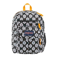 Jansport Digital Student Backpack - Black Floral Geo