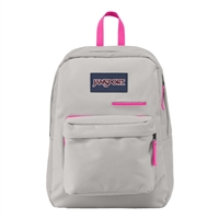 Jansport Digibreak Laptop Backpack - Gray Rabbit