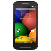 BLU MOTO E Unlocked GSM Android Smartphone - Black