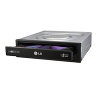 LG GH24NSC0B 24x Internal DVD Rewritable SATA Drive