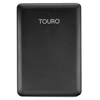 HGST Touro Mobile 500GB 5,400 RPM SuperSpeed USB 3.0 External Hard Disk Drive 0S03796