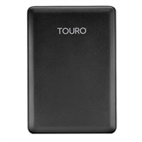 HGST Touro Mobile 1TB 5,400 RPM SuperSpeed USB 3.0 External Hard Disk Drive 0S03801