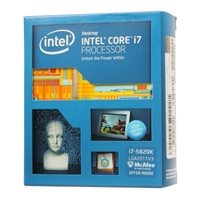 Intel Core i7-5820K Haswell 3.3 GHz LGA 2011-3 Boxed Processor