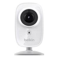 Belkin 720p HD NetCam with Two-Way Audio
