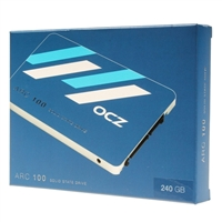 "OCZ Storage Solutions Arc 100 Series 240GB SATA III 6Gb/s 2.5"" Solid State Drive ARC100-25SAT3-240G"