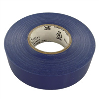 "Shaxon Vinyl Electrical Tape 3/4"" x 60' - Blue"