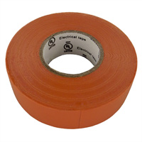 "Shaxon Vinyl Electrical Tape 3/4"" x 60' - Orange"