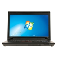 "Lenovo ThinkPad L412 Windows 7 Professional 14.0"" Laptop Computer Refurbished - Black"