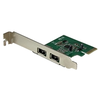 StarTech 2-Port FireWire 400 PCIe Host Card