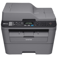 Brother MFC-L2700DW Compact All-in-One Laser Printer