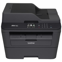 Brother MFC-L2740DW Compact All-in-One Laser Printer