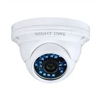 Night Owl Wide Angle Indoor/Outdoor Dome Security Camera