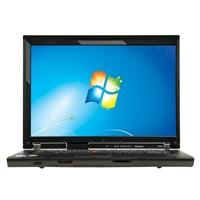 "Lenovo ThinkPad R500 15.4"" Laptop Computer Refurbished - Black"