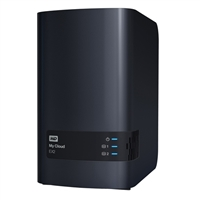 WD My Cloud 10TB Personal Cloud Storage High-performance NAS