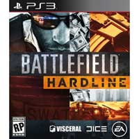 Electronic Arts Battlefield Hardline (PS3)