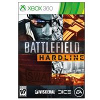Electronic Arts Battlefield Hardline (X360)