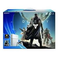 Sony PlayStation 4 Destiny Bundle Glacier White