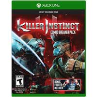 Microsoft Press Killer Instinct-X1