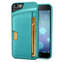 CM4 Q Card Case for iPhone 6 - Pacific Green