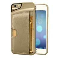 CM4 Q Card Case for iPhone 6 - Champagne Gold