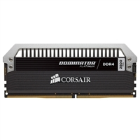 Corsair 16 GB 4 x 4GB DDR4 2800 MHz C16 Quad Channel Memory Kit
