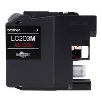 Brother LC203CL XL High Yield Color Ink Cartridge 3-Value Pack