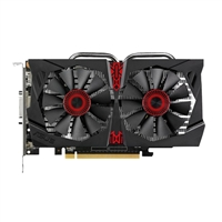 ASUS NVIDIA GeForce GTX 750 Ti Overclocked 2GB GDDR5 PCIe Video Card