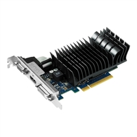 ASUS NVIDIA GeForce GT 720 2GB DDR3 Silent Video Card
