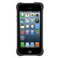 Griffin Survivor Clear Case for iPhone 5 - Black/Clear