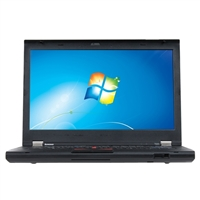 "Lenovo ThinkPad T420 Windows 7 Professional 14.1"" Laptop Computer Refurbished - Black"