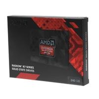 """AMD Radeon R7 Series 240GB SATA III 6Gb/s 2.5"""" Internal Solid State Drive RADEON-R7SSD-24"""