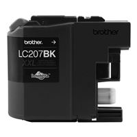 Brother LC207BK XXL Super High Yield Black Ink Cartridge