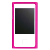 Mach Speed Technologies Eclipse Supra Fit MP3 Video Player - Pink