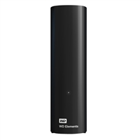 "WD Elements 5TB 5,400 RPM SuperSpeed 3.0 USB 3.5"" External Desktop Storage WDBWLG0050HBK-N"
