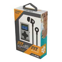 Mach Speed Technologies FIT Sport MP3 Bundle - Black