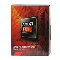 Photo - AMD FX 8320E Black Edition PileDriver 3.2 GHz Eight-Core Socket AM3+ Boxed Processor