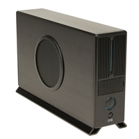 "Inland 3.5"" USB 3.0 Hard Drive Enclosure with Fan"