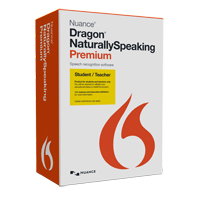Nuance Dragon NaturallySpeaking Premium - Student-Teacher Edition v13 (PC)