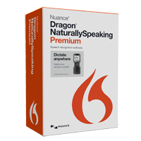 Nuance Dragon NaturallySpeaking Premium Mobile v13