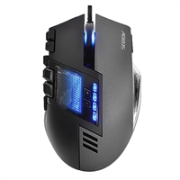 Gigabyte Aorus Thunder M7 Laser Gaming Mouse - Black