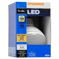 Osram Sylvania Energy Star 9W LED Flood light equivalent to 65W - LED9BR30DIM827RP