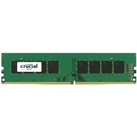 Crucial 4GB DDR4-2133 (PC4-17000) C15 Single Channel Desktop Memory Module