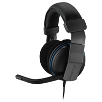 Corsair Vengeance 1400 On Ear Gaming Headset - Black