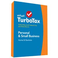 Intuit TurboTax Home & Business 2014