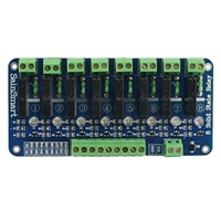 SainSmart 8 Channel 5V Solid State Relay Module Board